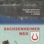 Karte Sachsenheimer Weg
